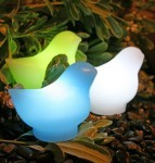 Wishnest Lighted bird
